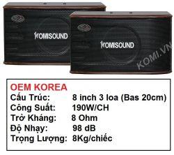 SPEAKER KOMISOUND KM-106