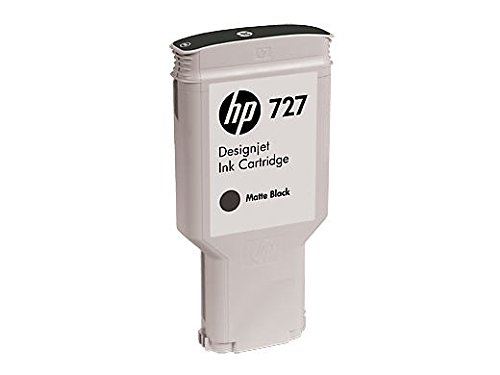HP 727 300-ml Matte Black Ink Cartridge