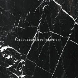 Gạch Lát Marble Đen KHC-1002