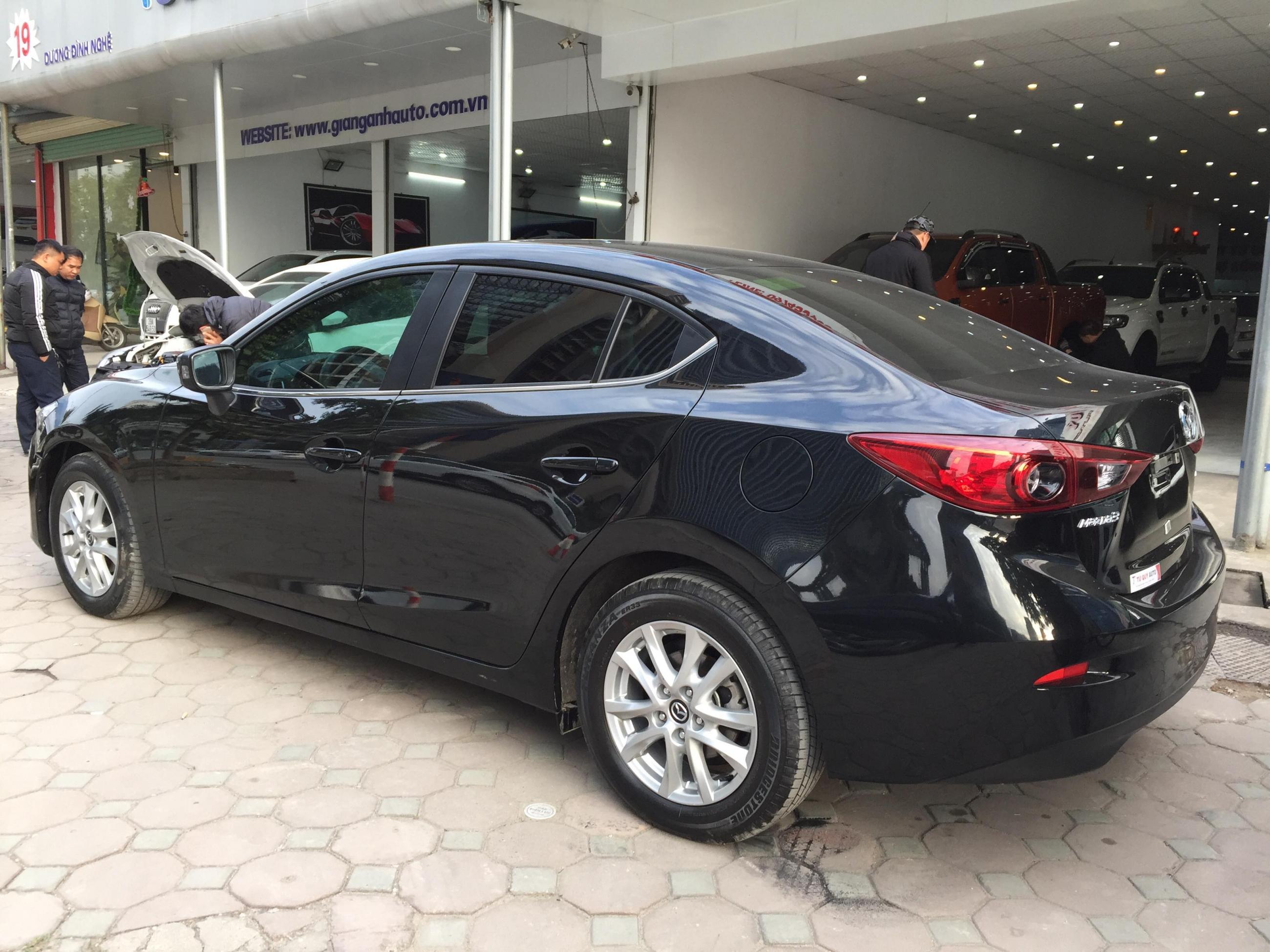 Mazda 3 Sedan 2015 - 5