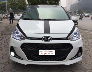 Xe Hyundai i10 Grand 1.25AT 2017 - Trắng