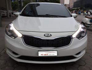 Xe Kia K3 2.0AT 2014 - Trắng