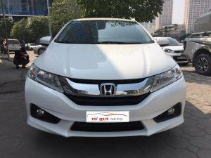Xe Honda City 1.5AT 2017 - Trắng