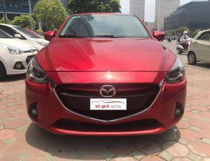 Xe Mazda 2 Hatchback 1.5AT 2015 - Đỏ