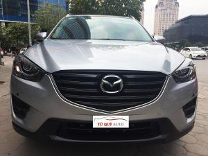 Xe Mazda CX 5 2.0 AT 2016 đăng kí 2017 - Bạc