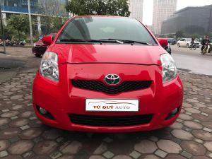 Xe Toyota Yaris 1.3AT 2009 ĐK 7/2010 - Đỏ