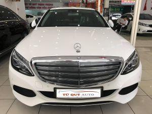 Xe Mercedes Benz C class C250 2017 - Trắng