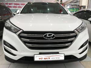 Xe Hyundai Tucson 2.0 ATH 2016 - Trắng