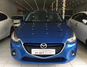 Xe Mazda 2 Hatchback 1.5 AT 2015 - Xanh