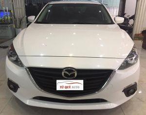Xe Mazda 3 Sedan 1.5L 2015 - Trắng