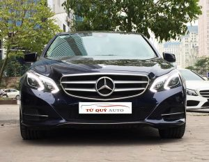 Xe Mercedes Benz E class E200 Edition 2015 - Xanh CavanSite