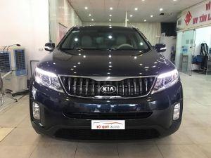 Xe Kia Sorento 2.4AT 2018 - Xanh CavanSite