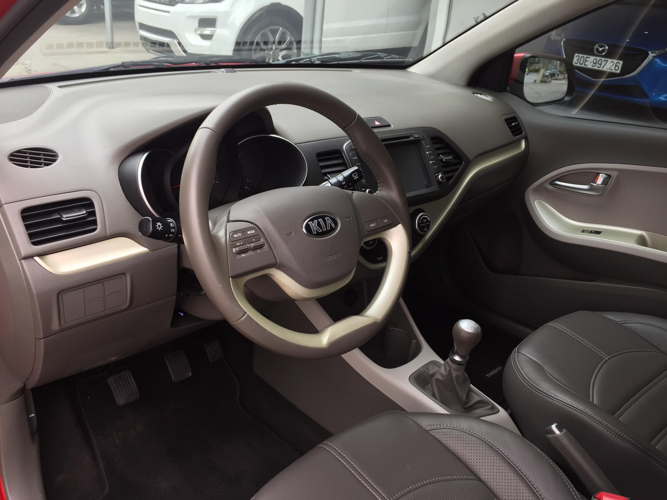 Kia Morning Si MT 2016 - 7