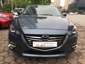 Xe Mazda 3 Sedan 1.5AT 2015 - Xanh