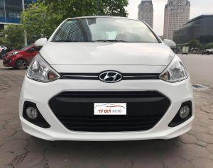 Xe Hyundai i10 Sedan 1.2 MT 2015 - Trắng