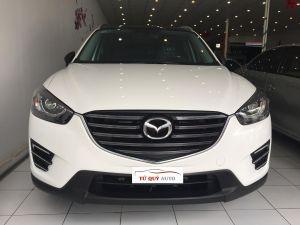 Xe Mazda CX 5 2.0 AT 2017 - Trắng