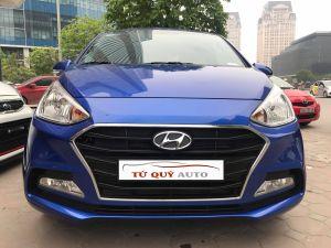 Xe Hyundai i10 Sedan 1.2AT 2017 ĐK 2018 - Xanh