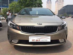 Xe Kia Cerato 1.6AT 2016 - Vàng cát