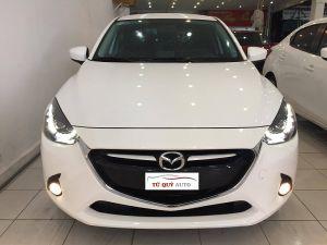 Xe Mazda 2 Hatchback 1.5AT 2015 - Trắng