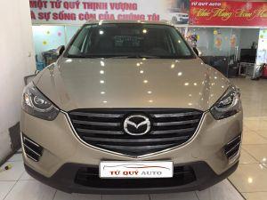 Xe Mazda CX 5 2.0AT 2016 - Vàng cát