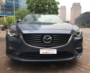 Xe Mazda 6 Sedan 2.5AT 2017 - Xanh