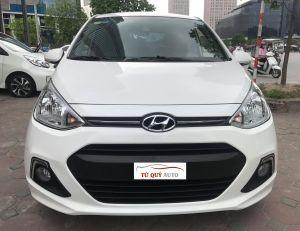 Xe Hyundai i10 Hatchback 1.0AT 2015 ĐK 2016 - Trắng