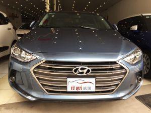 Xe Hyundai Elantra GLS 1.6AT 2016 - Xanh