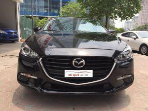 Xe Mazda 3 Sedan 1.5L Facelift 2017 - Đen