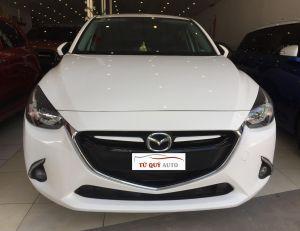 Xe Mazda 2 Hatchback 1.5AT 2016 ĐK 2017 - Trắng