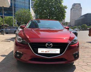 Xe Mazda 3 Sedan 1.5AT 2016 - Đỏ