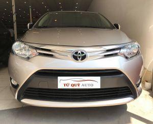 e Toyota Vios E 1.5AT 2017 - Vàng cát