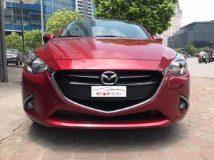 Xe Mazda 2 Sedan 1.5AT 2017 - Đỏ