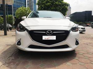 Xe Mazda 2 Hatchback 1.5AT 2016 - Trắng