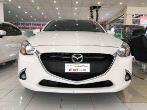 Xe Mazda 2 Sedan 1.5AT 2016 - Trắng
