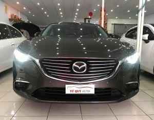 Xe Mazda 6 2.0AT Premium 2017 - Nâu