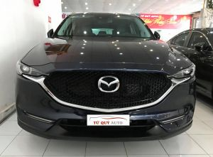 Xe Mazda CX 5 2.5AT 2018 - Xanh Cavansite