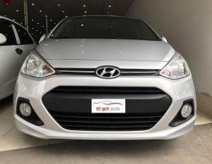 Xe Hyundai i10 Hatchback 1.0AT 2014 - Bạc