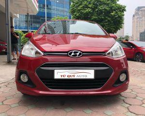 Xe Hyundai i10 Sedan 1.2AT 2015 - Đỏ