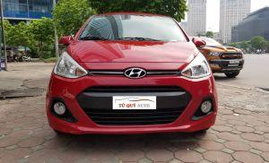 Xe Hyundai i10 Hatchback 1.2AT 2015 - Đỏ