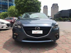 Xe Mazda 3 Sedan 1.5 AT 2015 - Xanh