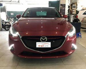 Xe Mazda 2 Hatchback 1.5AT 2017 - Đỏ