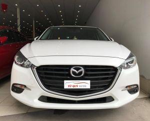 Xe Mazda 3 Sedan 1.5AT Facelift 2017 - Trắng