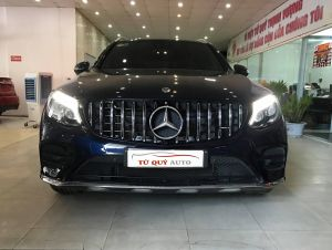 Xe Mercedes Benz GLC 300 4Matic 2017 - Xanh CavanSite