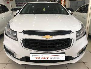 Xe Chevrolet Cruze LTZ 1.8AT 2017 - Trắng