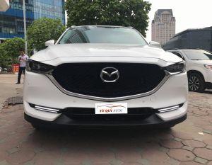 Xe Mazda CX 5 2.0 AT 2017 - Facelift Trắng