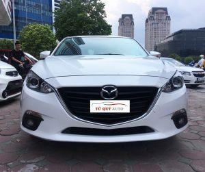 Xe Mazda 3 Sedan 1.5AT 2016 ĐK 2017 - Trắng