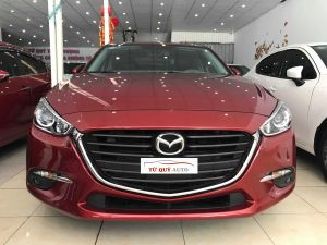 Xe Mazda 3 Sedan 1.5AT Facelift 2017 - Đỏ