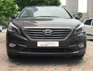 Xe Hyundai Sonata 2.0AT 2015 - Nâu