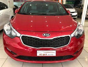 Xe Kia K3 1.6AT 2015 ĐK 2016 - Đỏ