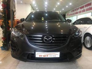 Xe Mazda CX 5 AWD 2.5AT 2016 - Nâu